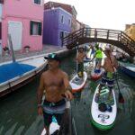 SUP Tour Venice Noleggio
